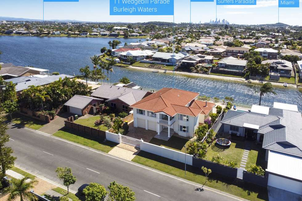 Third view of Homely house listing, 11 Wedgebill Parade, Burleigh Waters QLD 4220