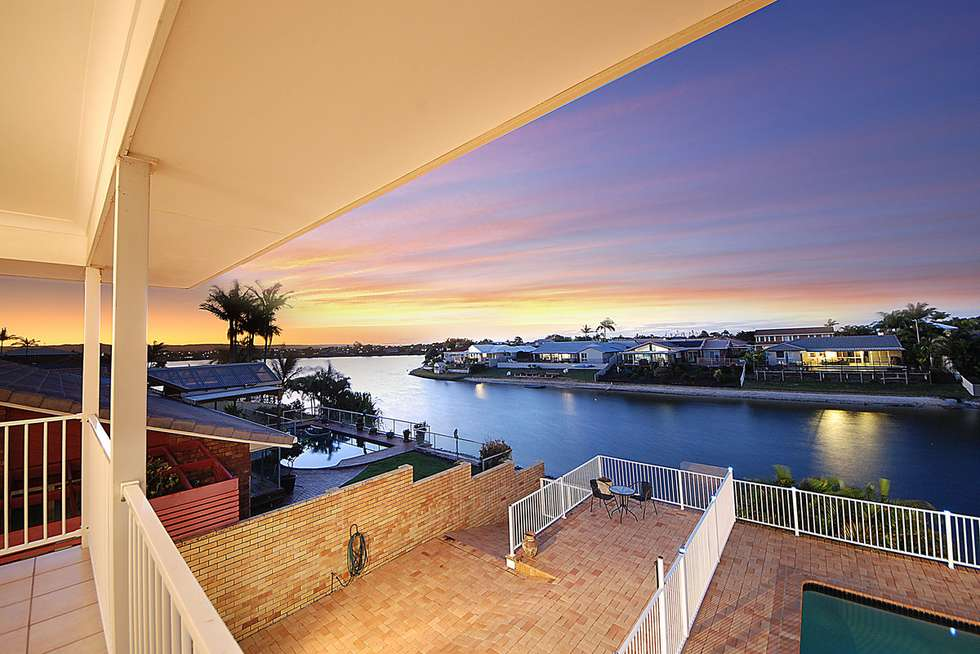 Fourth view of Homely house listing, 11 Wedgebill Parade, Burleigh Waters QLD 4220