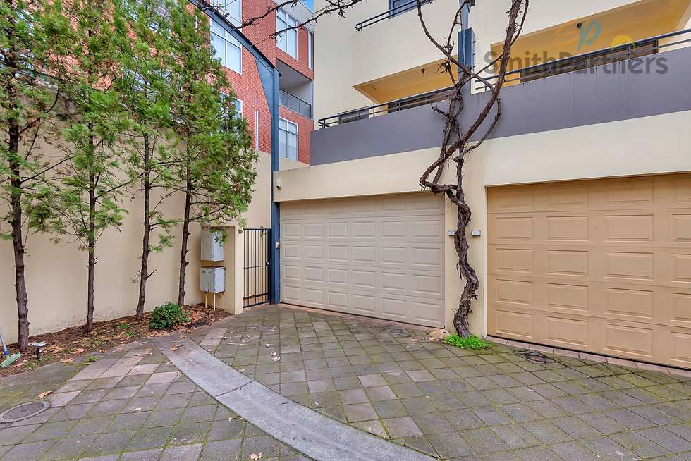 Second view of Homely townhouse listing, 10 Farr Court, Adelaide SA 5000