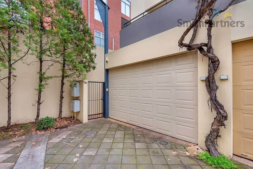 Third view of Homely townhouse listing, 10 Farr Court, Adelaide SA 5000