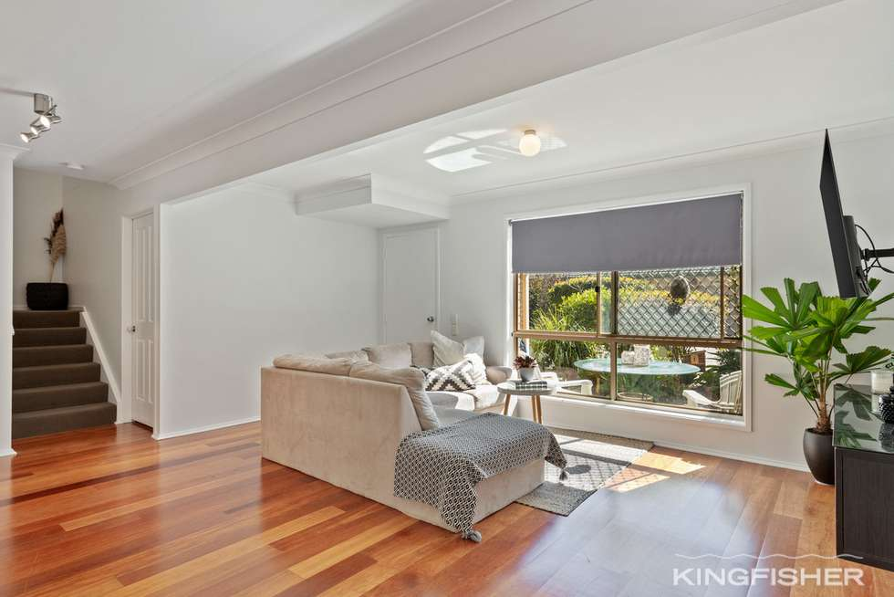Second view of Homely apartment listing, 2/12-16 Bottlewood Court, Burleigh Waters QLD 4220