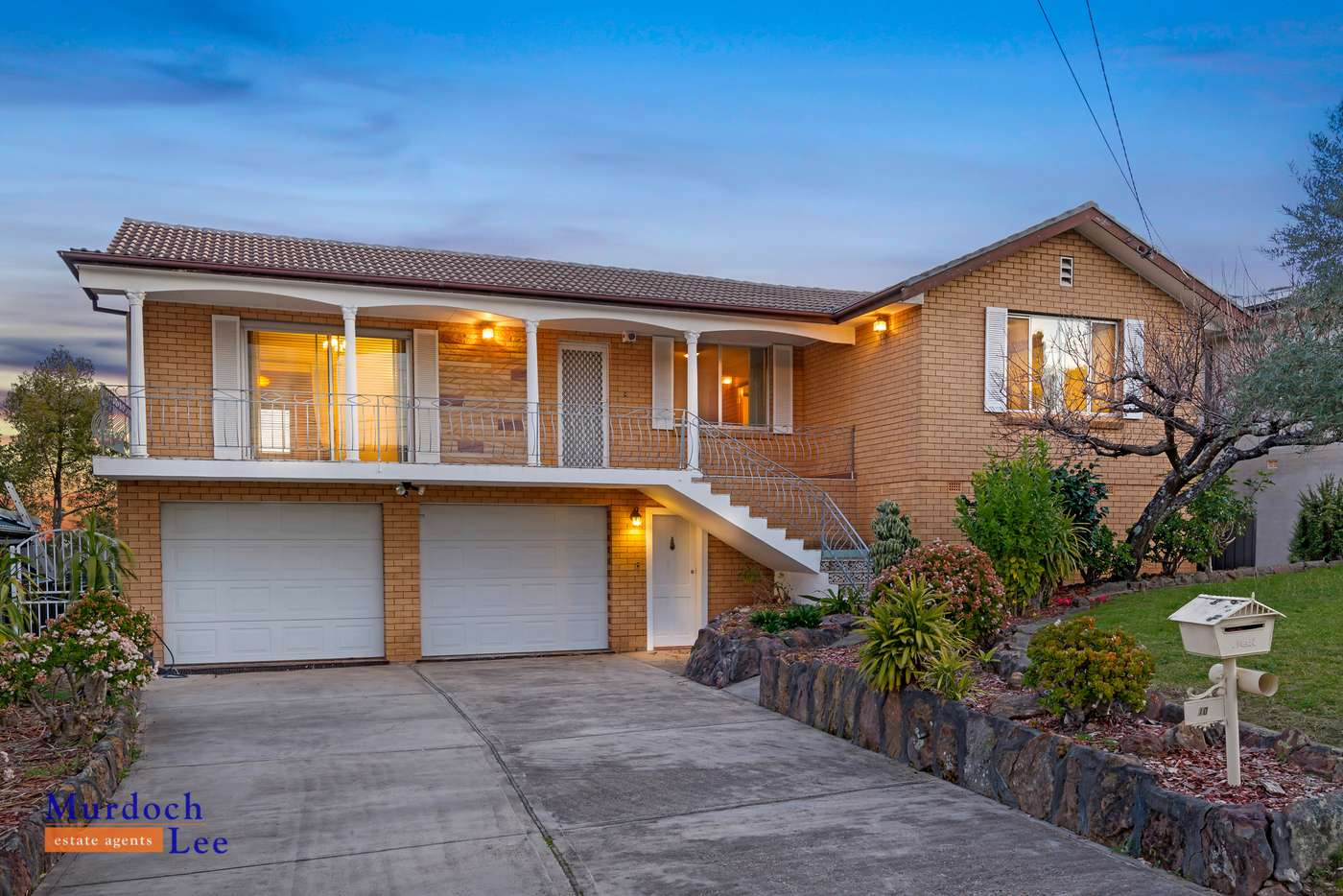 Main view of Homely house listing, 10 Blackett Drive, Castle Hill NSW 2154