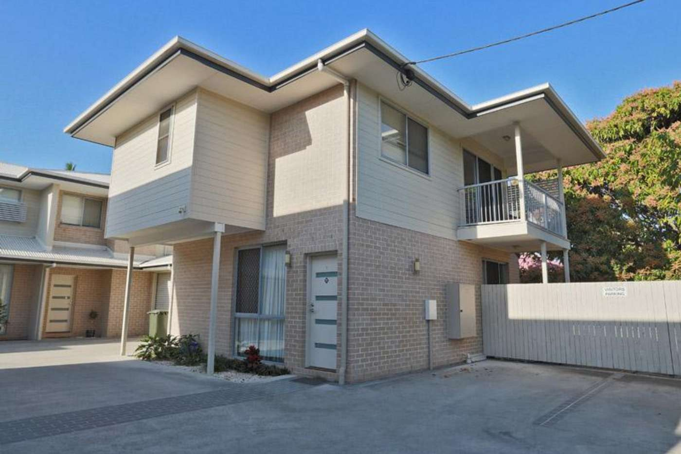 Main view of Homely townhouse listing, 1/42 Pioneer Street, Zillmere QLD 4034