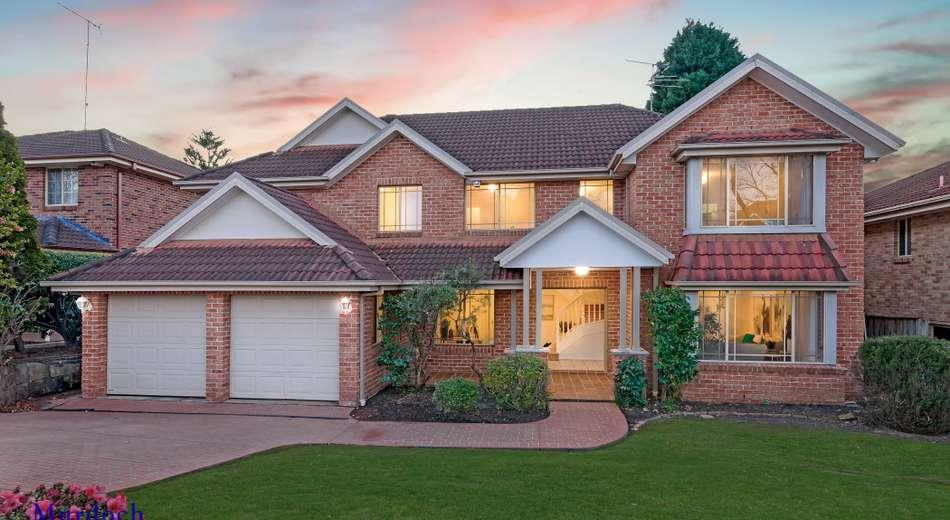18 Bassett Place, Castle Hill NSW 2154