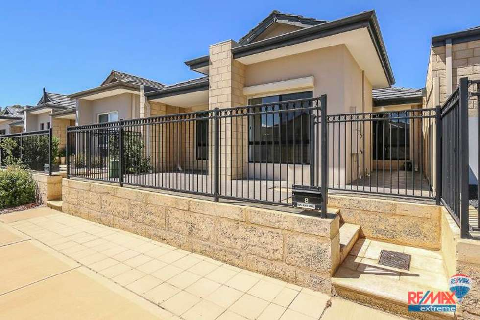 Fourth view of Homely house listing, 8 Ladywell Crescent, Butler WA 6036