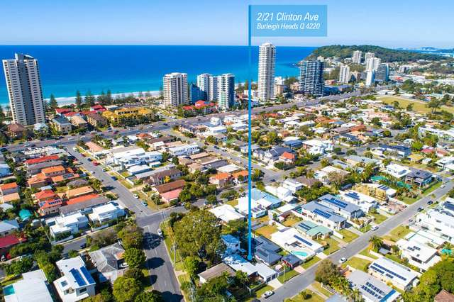 2/21 Clinton Avenue, Burleigh Waters QLD 4220