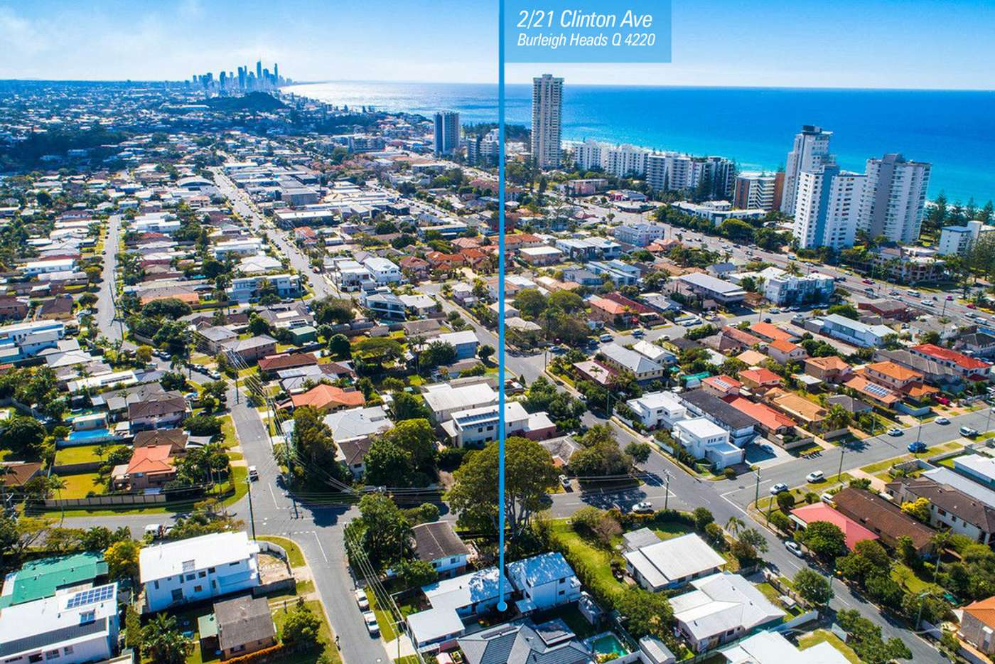 Sixth view of Homely semiDetached listing, 2/21 Clinton Avenue, Burleigh Waters QLD 4220