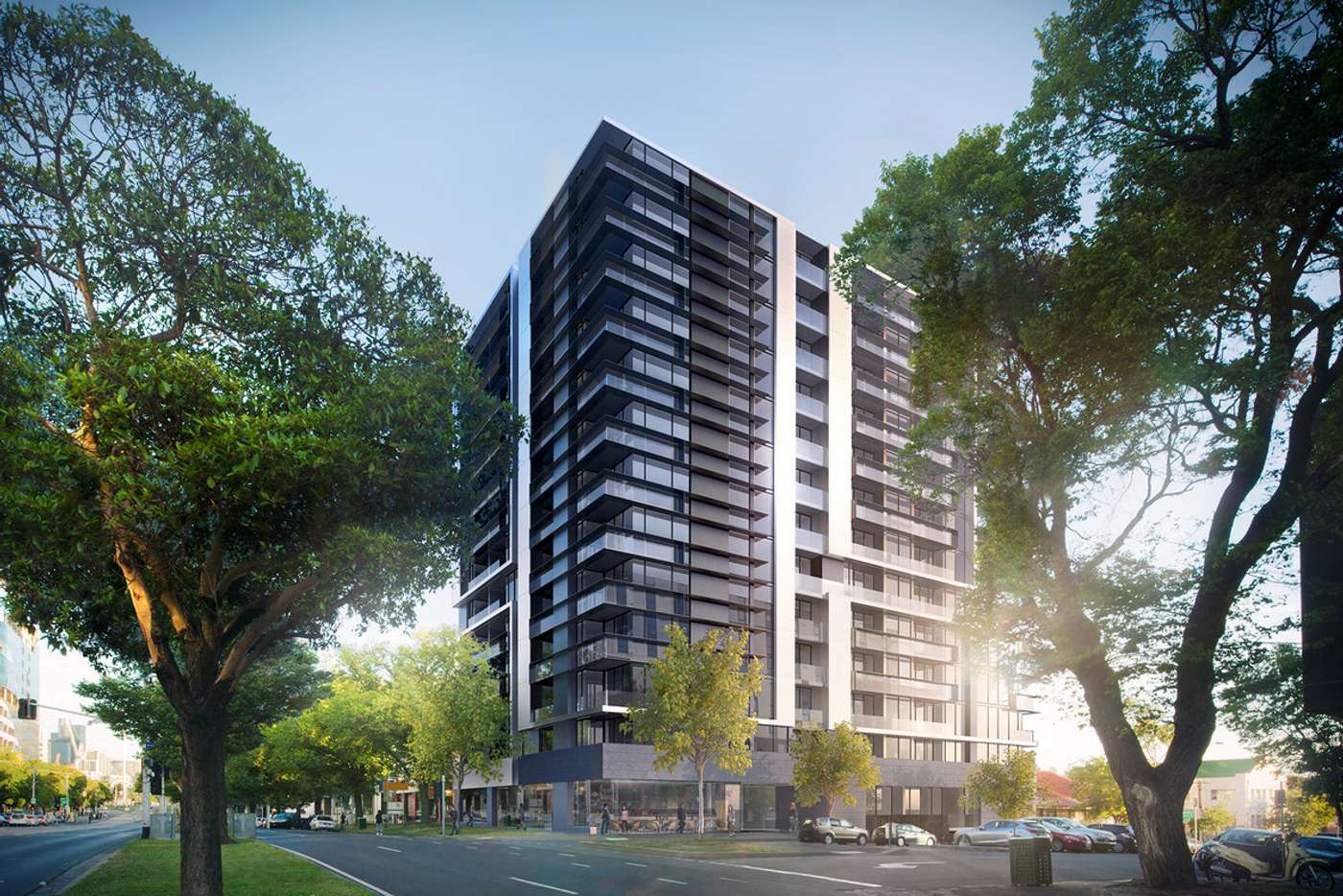 Main view of Homely apartment listing, 8.07/69 Flemington Road, North Melbourne VIC 3051