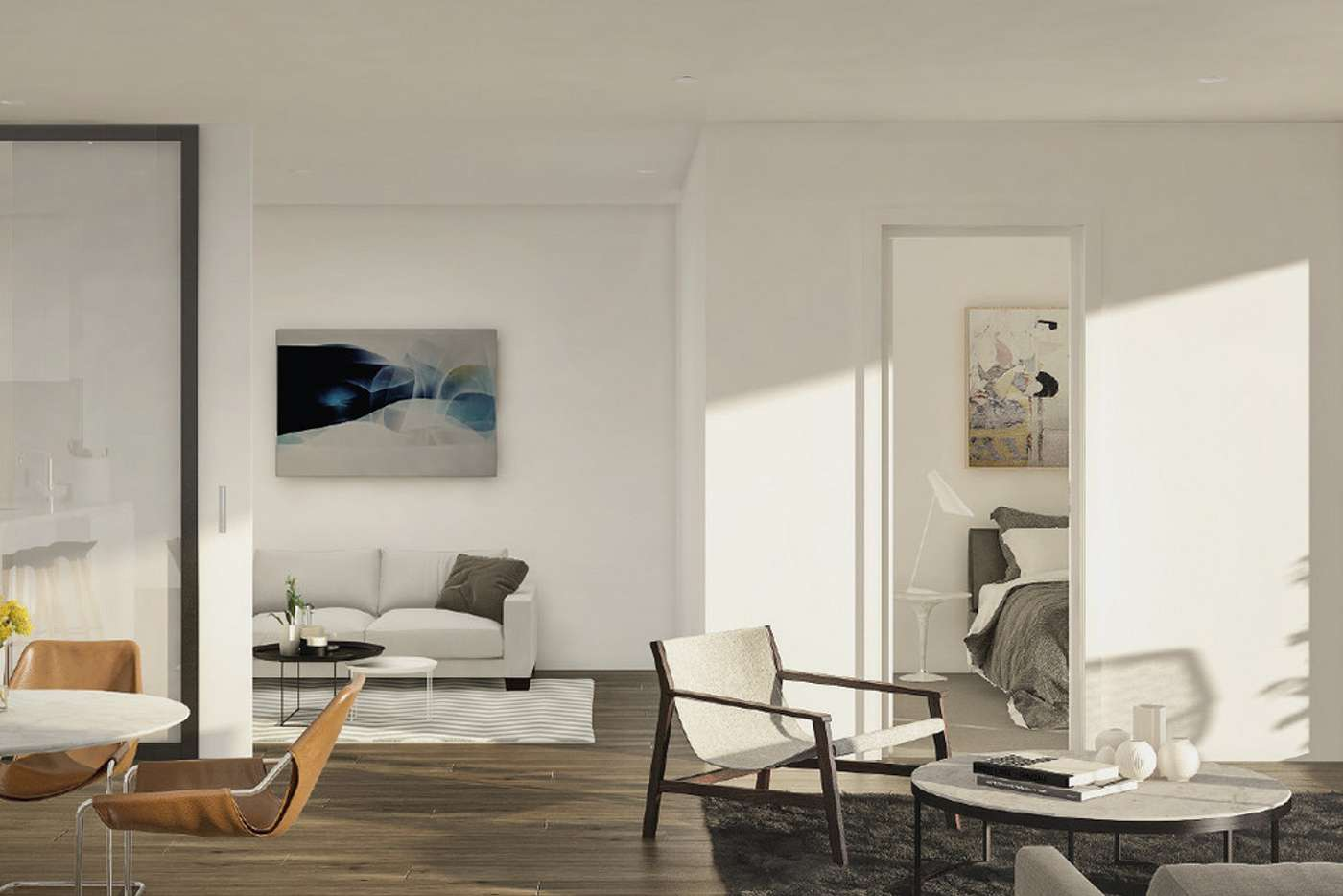 Sixth view of Homely apartment listing, 8.07/69 Flemington Road, North Melbourne VIC 3051
