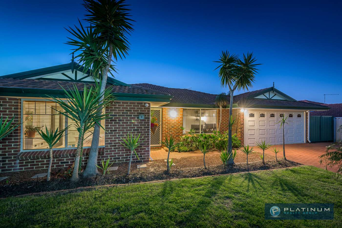 Main view of Homely house listing, 31 Geoff Russell Avenue, Kinross WA 6028
