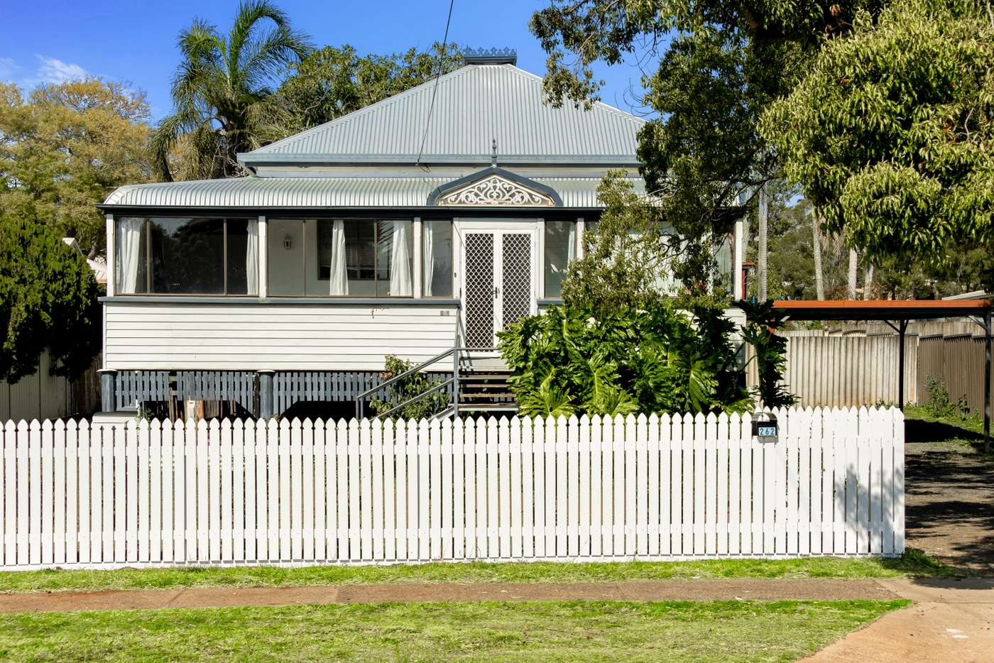 Main view of Homely house listing, 262 James Street, Harristown QLD 4350