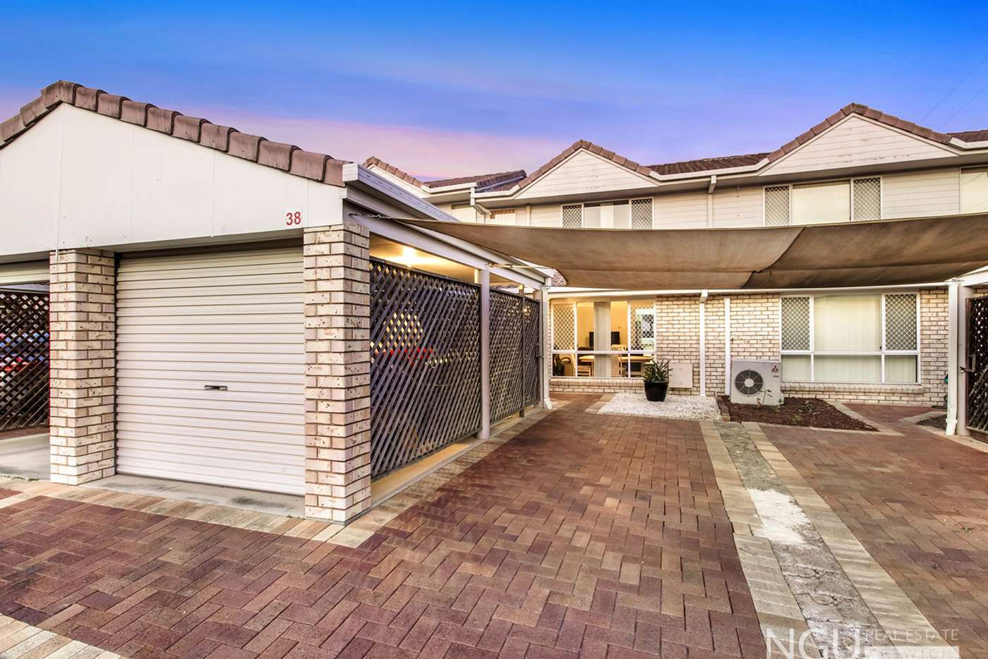 Main view of Homely unit listing, 38/34 Thornton Street, Raceview QLD 4305