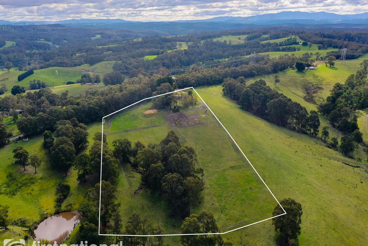 Main view of Homely residentialLand listing, 2422 Old Sale Road, Shady Creek VIC 3821