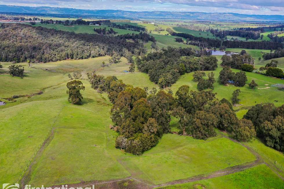 Second view of Homely residentialLand listing, 2422 Old Sale Road, Shady Creek VIC 3821