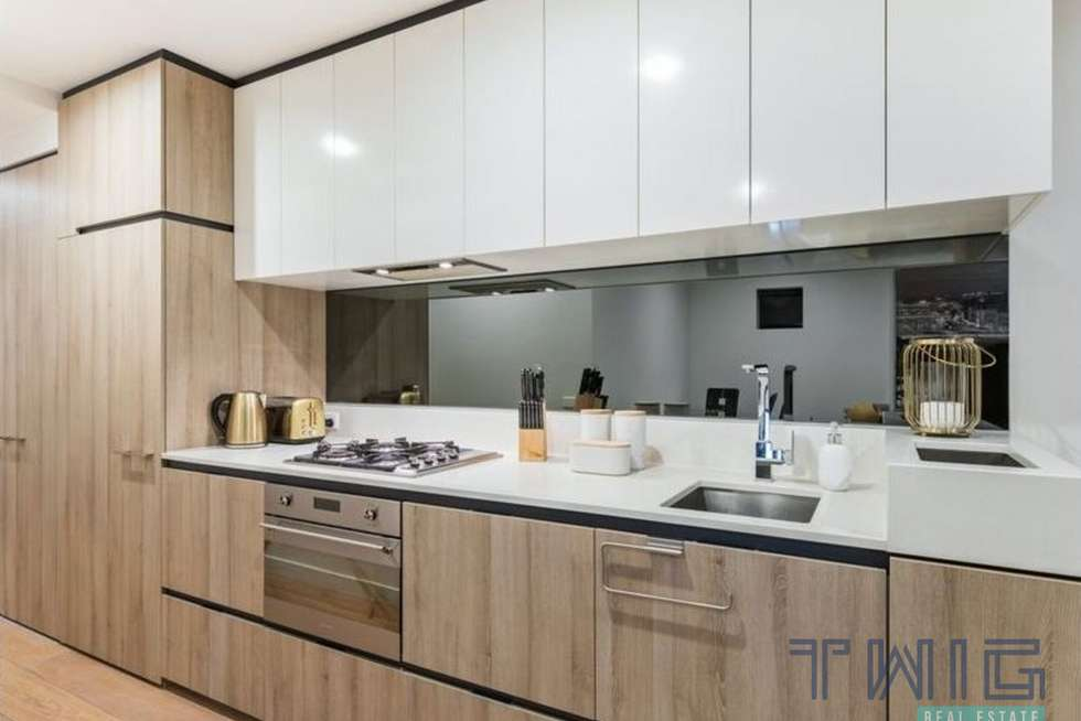 Third view of Homely apartment listing, 1404/58 Clarke Street, Southbank VIC 3006