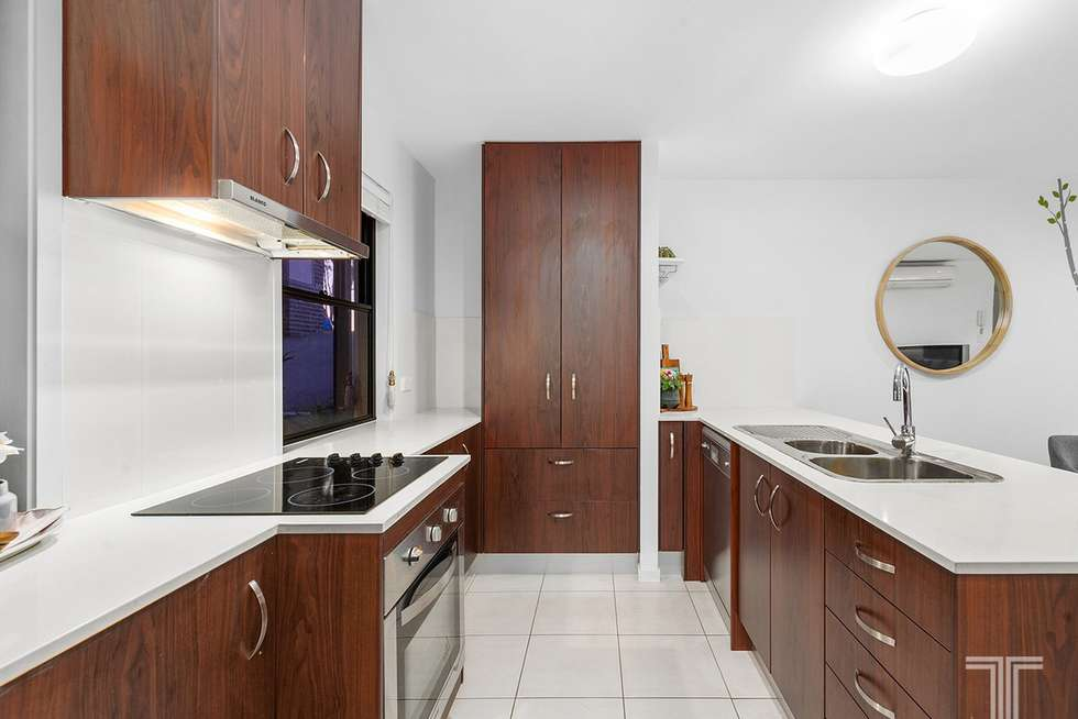 Second view of Homely townhouse listing, 1/50 Hill Crescent, Carina Heights QLD 4152