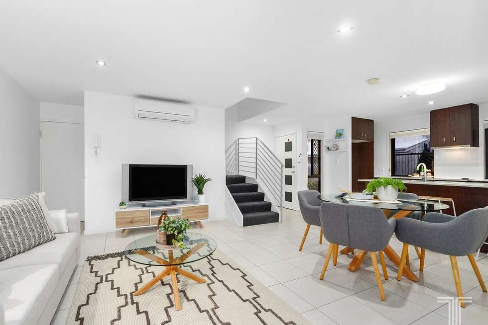 Third view of Homely townhouse listing, 1/50 Hill Crescent, Carina Heights QLD 4152
