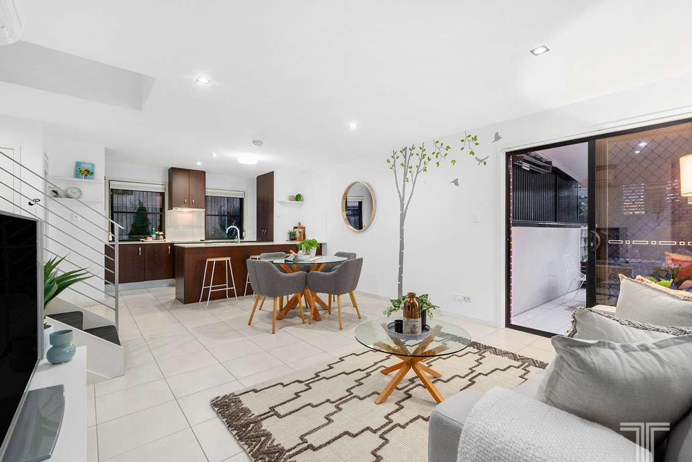 Fifth view of Homely townhouse listing, 1/50 Hill Crescent, Carina Heights QLD 4152