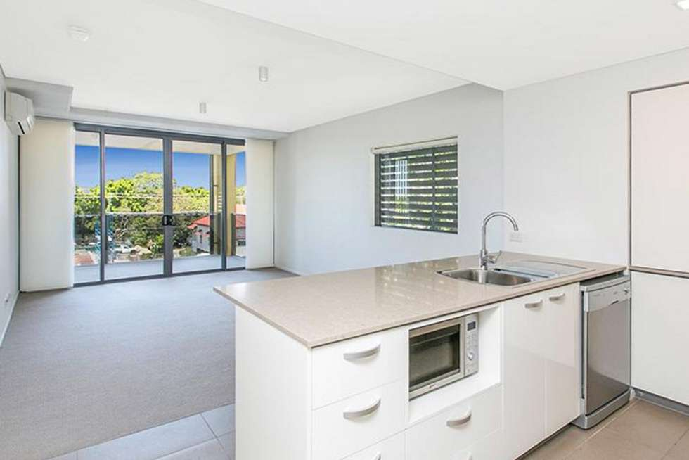 Second view of Homely unit listing, 24/40 Carl Street, Woolloongabba QLD 4102
