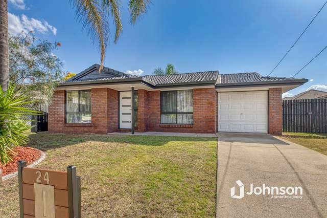 24 Bangalow Crescent, Raceview QLD 4305