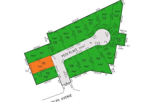 LOT 116 Peck Place, Sale VIC 3850