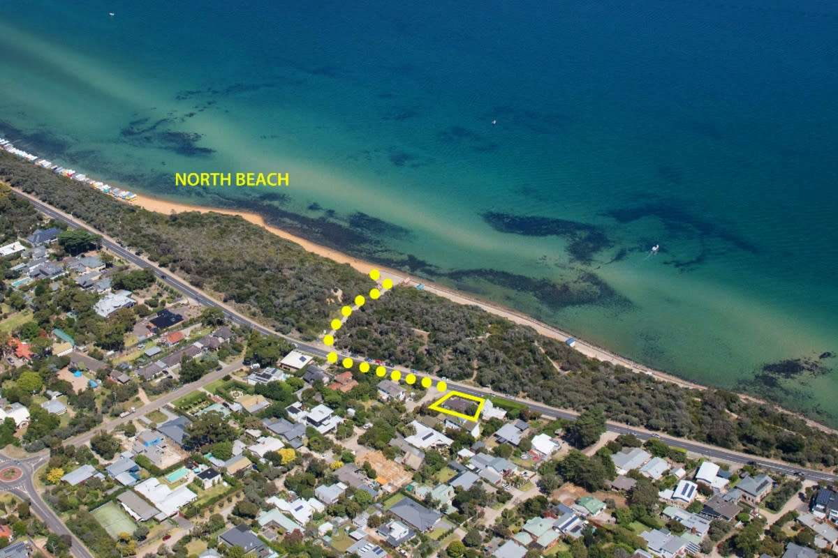 Main view of Homely house listing, 550 Esplanade, Mount Martha, VIC 3934