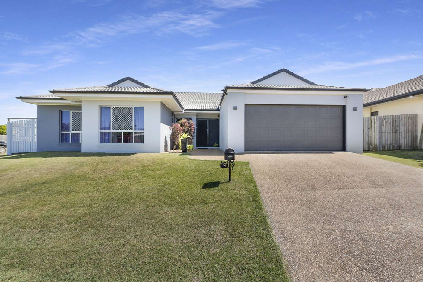 Main view of Homely house listing, 14 Brandon Court, Coral Cove QLD 4670