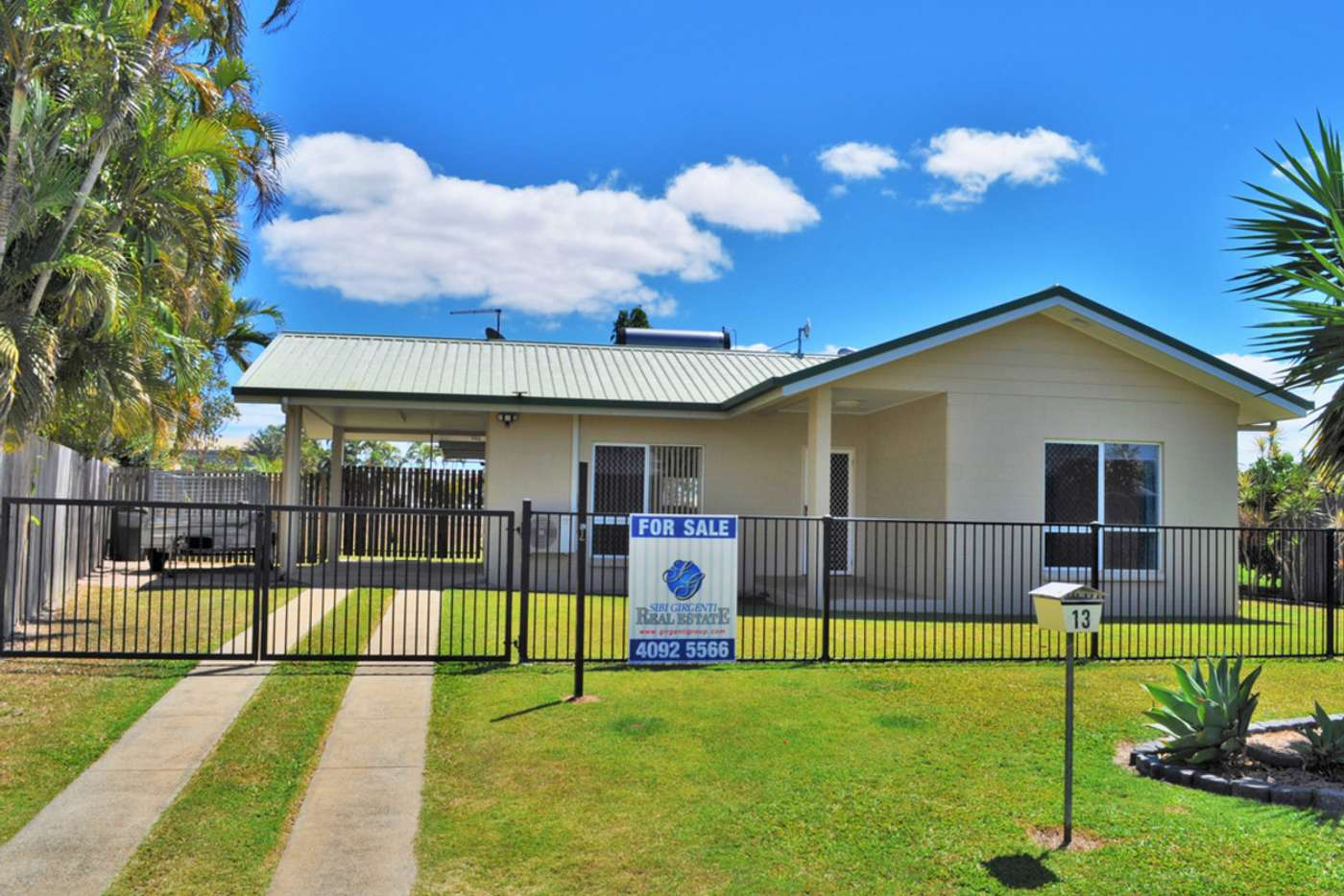 Main view of Homely house listing, 13 Kylie Close, Mareeba QLD 4880