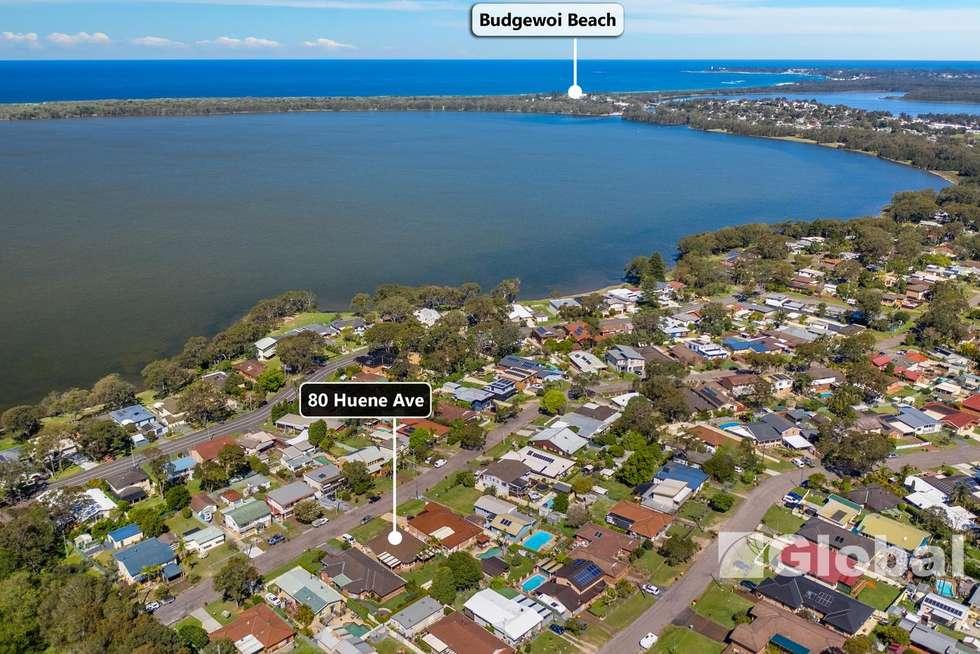 Second view of Homely house listing, 80 Huene Avenue, Halekulani NSW 2262