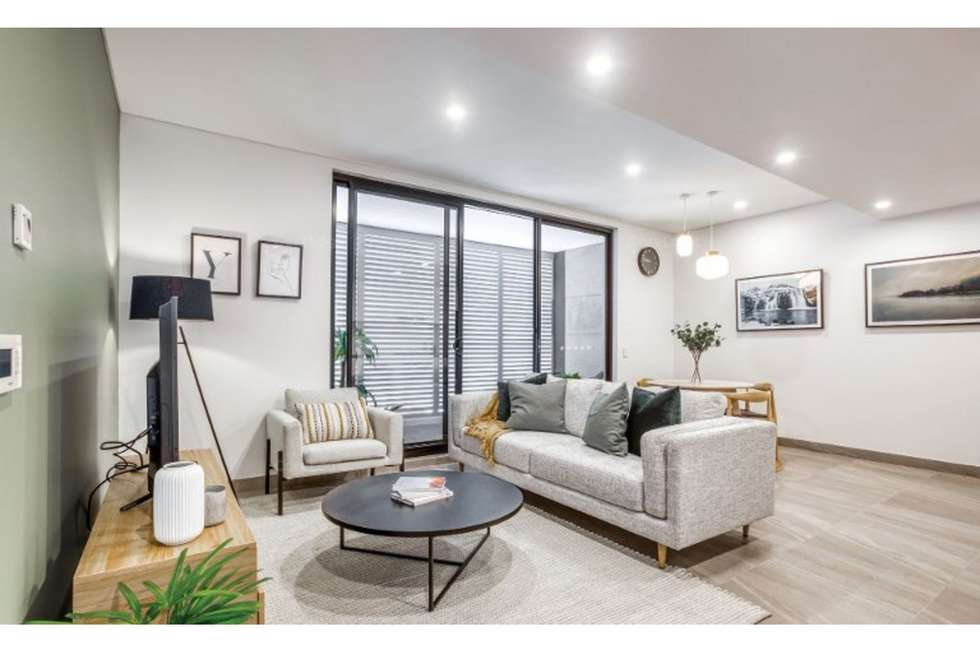 Second view of Homely apartment listing, G01/16 Rees Street, Mays Hill NSW 2145