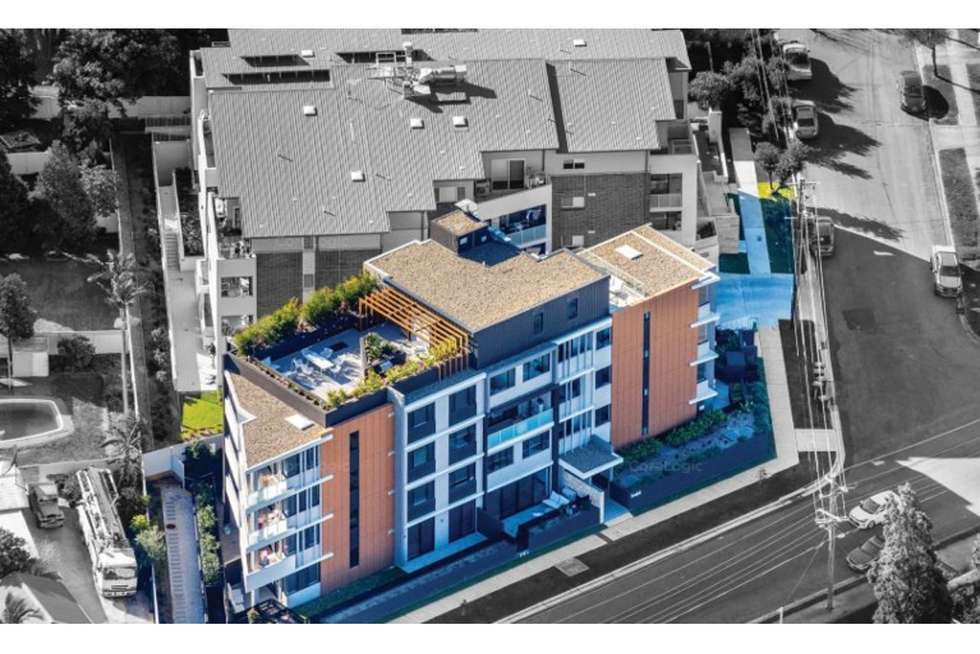 Third view of Homely apartment listing, G01/16 Rees Street, Mays Hill NSW 2145