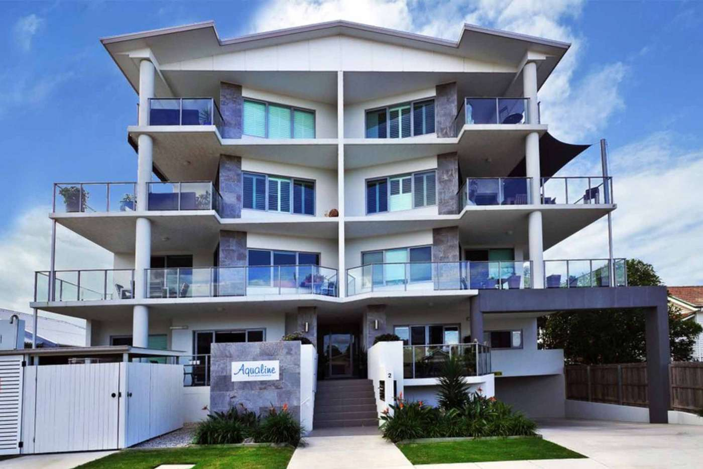 Main view of Homely apartment listing, 8/2 Beaconsfield Street, Margate Beach QLD 4019