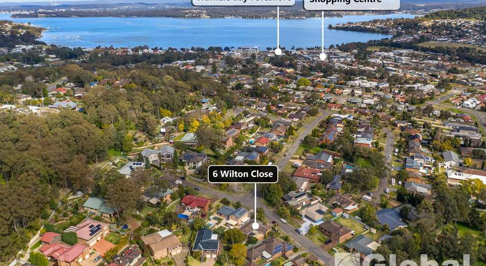 6 Wilton Close
