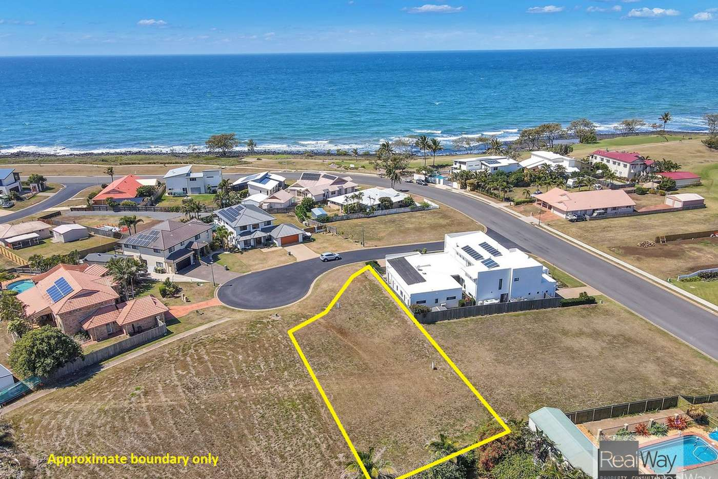 Main view of Homely residentialLand listing, 2 Admiralty Place, Coral Cove QLD 4670