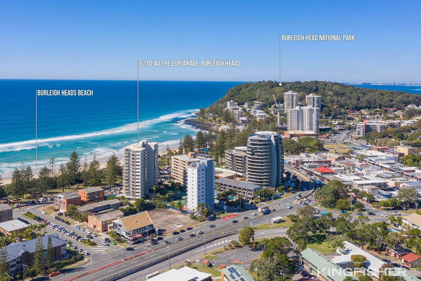 Sixth view of Homely apartment listing, 6/30 The Esplanade, Burleigh Heads QLD 4220