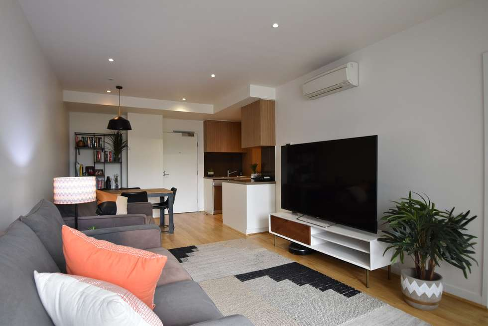 Second view of Homely apartment listing, 210/232-242 Rouse Street, Port Melbourne VIC 3207