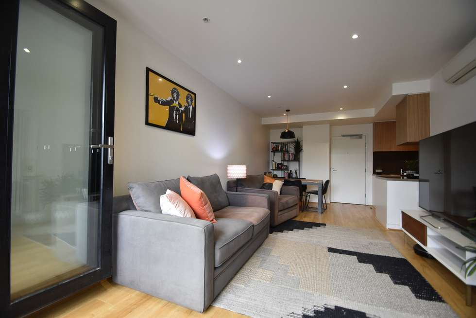 Third view of Homely apartment listing, 210/232-242 Rouse Street, Port Melbourne VIC 3207