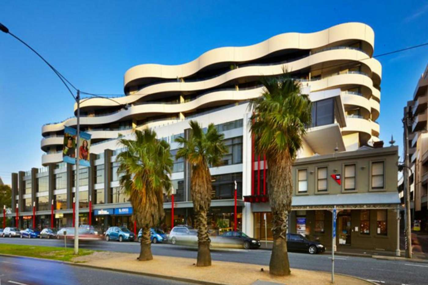 Main view of Homely apartment listing, 408/108 Bay Street, Port Melbourne VIC 3207