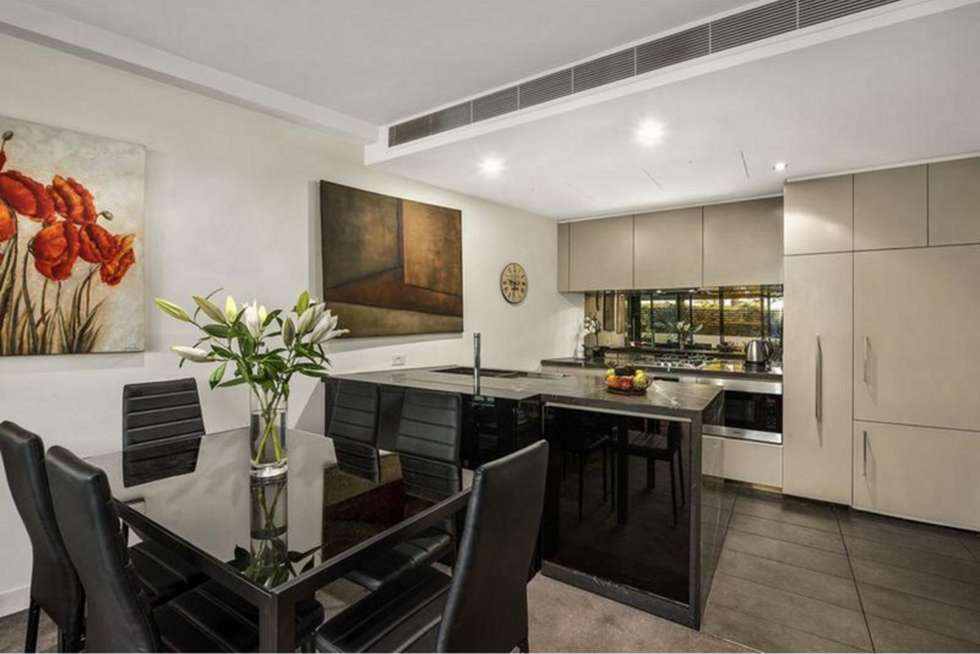 Second view of Homely apartment listing, 408/108 Bay Street, Port Melbourne VIC 3207