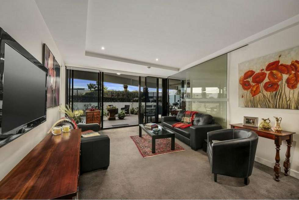 Third view of Homely apartment listing, 408/108 Bay Street, Port Melbourne VIC 3207
