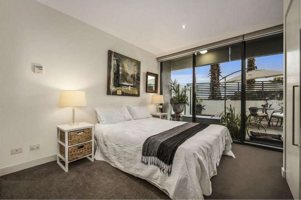 Fourth view of Homely apartment listing, 408/108 Bay Street, Port Melbourne VIC 3207