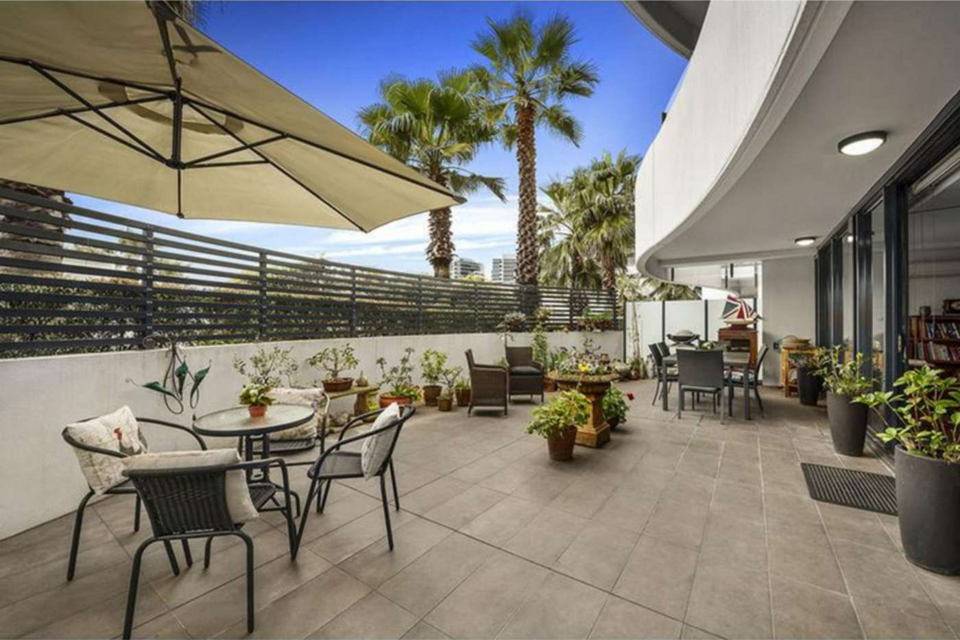 Sixth view of Homely apartment listing, 408/108 Bay Street, Port Melbourne VIC 3207