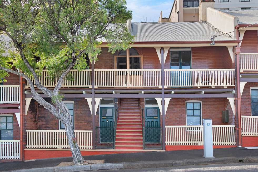 Second view of Homely apartment listing, 42-42A High Street, Sydney NSW 2000