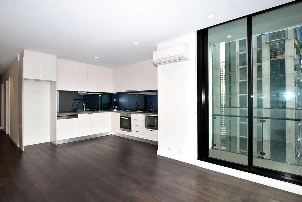 Second view of Homely apartment listing, 1904/45 Clarke Street, Southbank VIC 3006