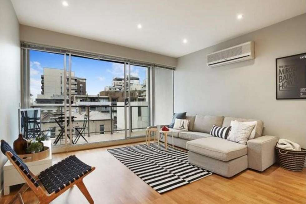 Second view of Homely apartment listing, 411/54 Nott Street, Port Melbourne VIC 3207