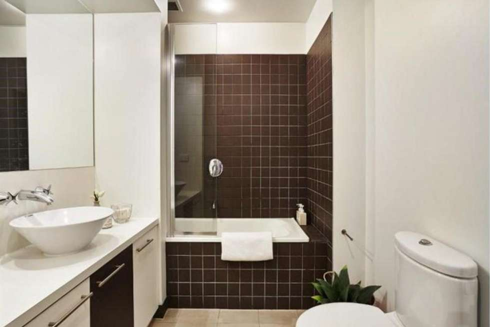 Fourth view of Homely apartment listing, 411/54 Nott Street, Port Melbourne VIC 3207