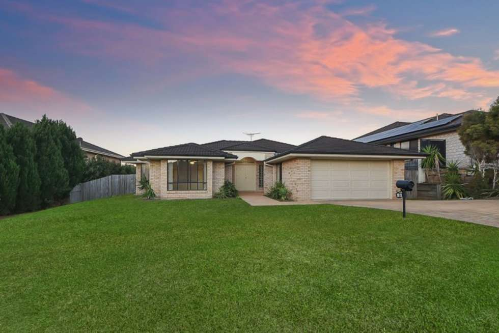 Second view of Homely house listing, 21 Hampstead Outlook, Murrumba Downs QLD 4503
