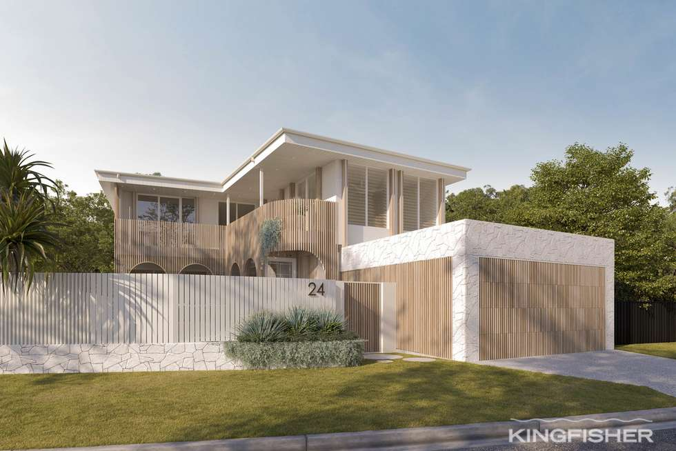 Second view of Homely house listing, 24 Tawarri Crescent, Burleigh Heads QLD 4220