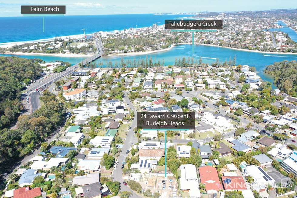 Third view of Homely house listing, 24 Tawarri Crescent, Burleigh Heads QLD 4220