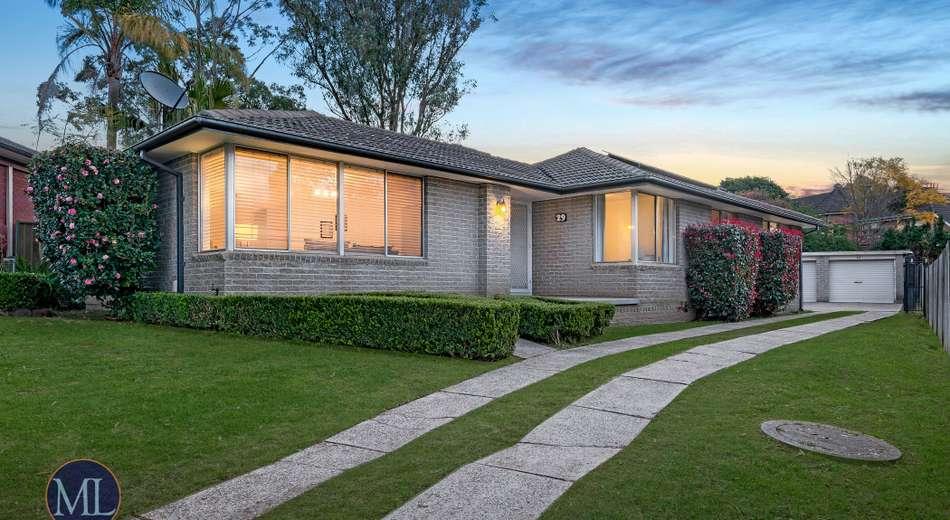 29 Dresden Avenue, Castle Hill NSW 2154